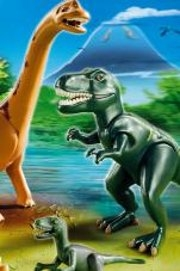Playmobil juguetilandia for Playmobil dinosaurios